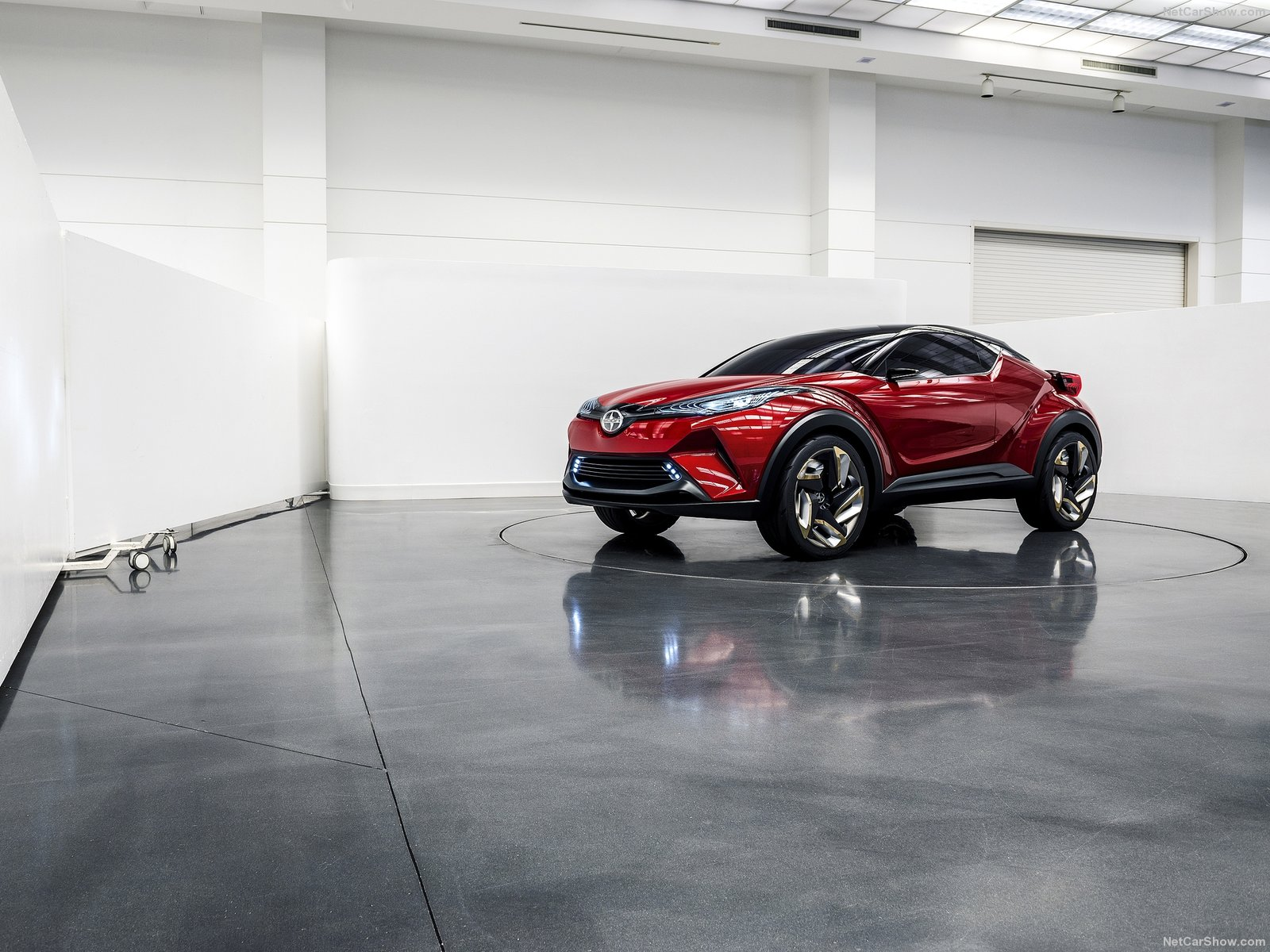 Hình ảnh xe ô tô Scion C-HR Concept 2015 & nội ngoại thất