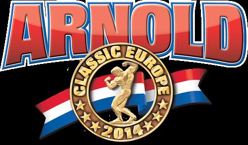 Arnold Classics Europa IFBB 2014 Resultados Amateur Completos