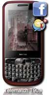 Nexian Telematch T909 Spesifikasi harga
