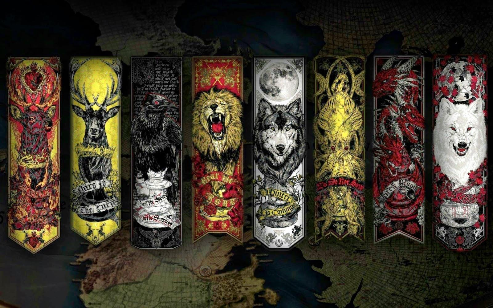 Papel de Parede do Seriado HBO Game of Thrones