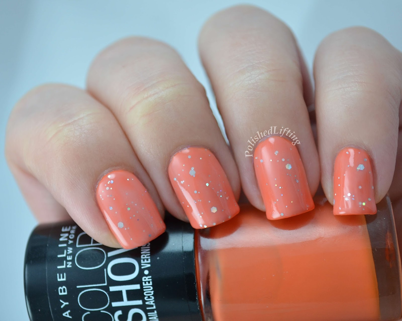 365 Days of Color After All This Time Maybelline Color Show Sweet Clementine