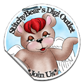Stitchy Bear Digi Outlet.