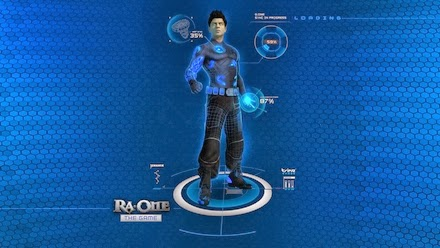 RA.ONE The Game - PS 2 Game