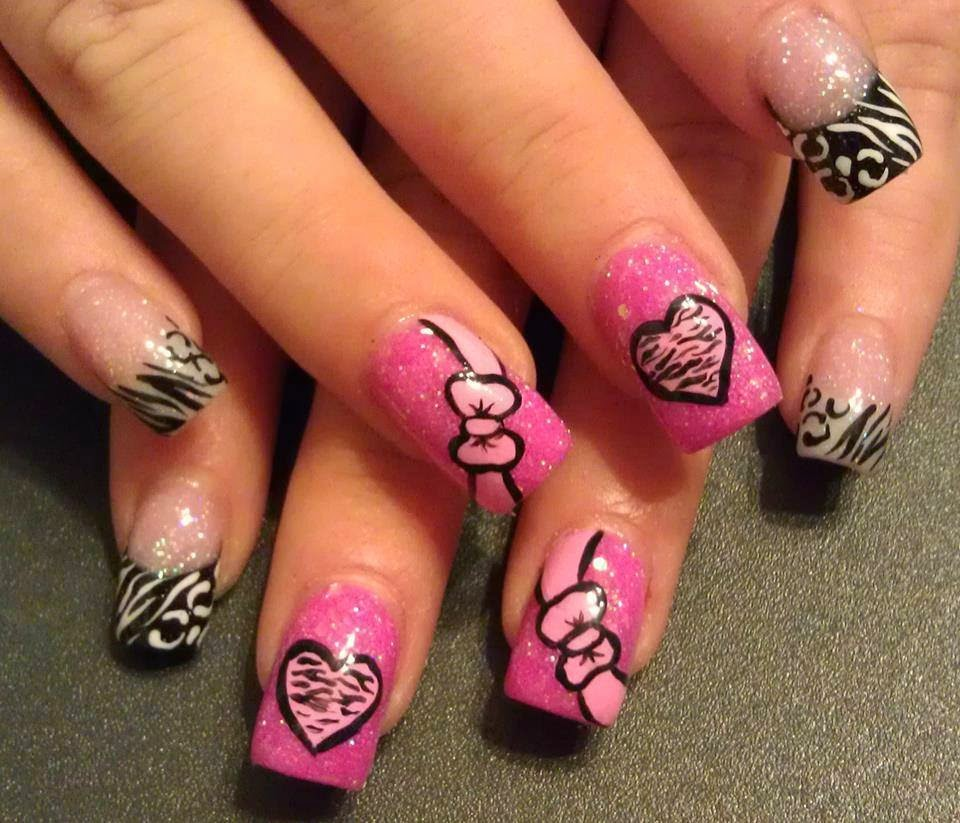 Amazing And Attractive Nail Paint Designs - Nail Designs 2 Die For