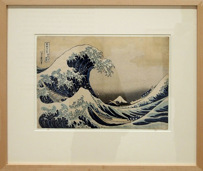 Under the Wave of Kanagawa - Singapore Tyler Print Institute
