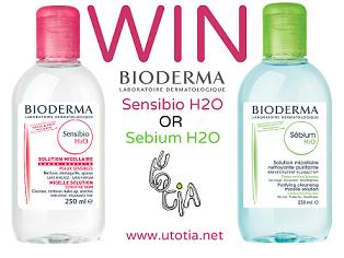 Utotia Ft. Bioderma ID Giveaway