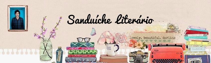 Sanduíche Literário