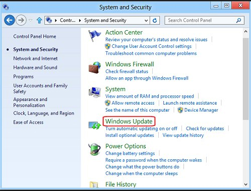 تحديث نظام التشغيل و البرامج