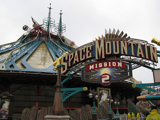 Space Mountain Ride Disneyland Orlando Flex tickets