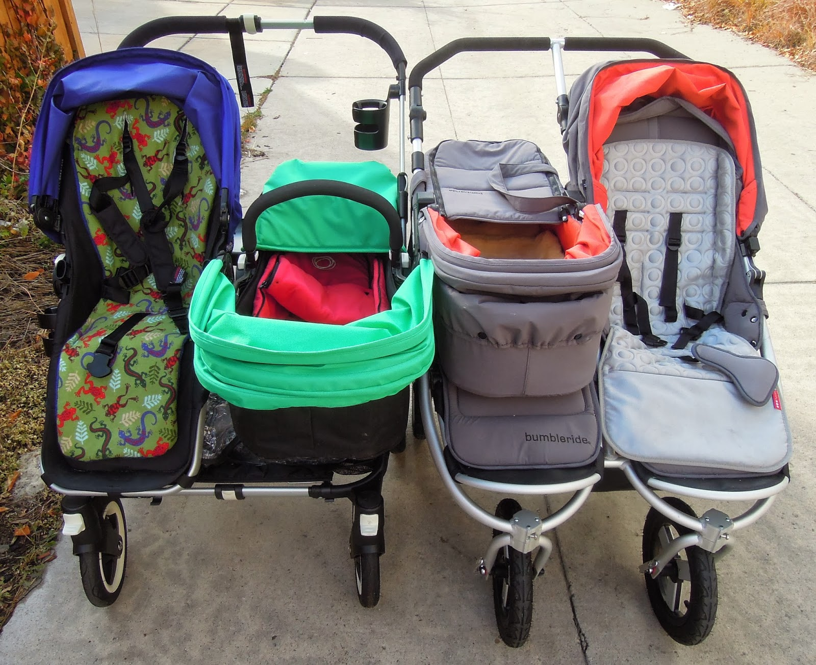 Bugaboo Carriages | Celebrity Strollers