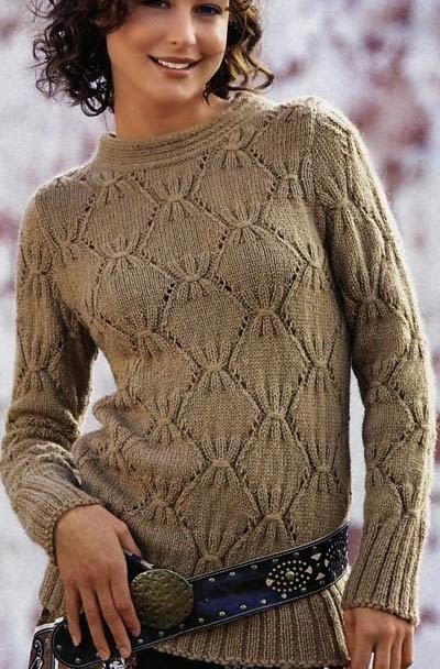 2014 Yeni Moda Bayan Kışlık Kazak Modelleri