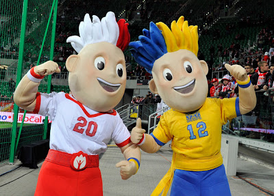pertandingan persahabatan euro 2012