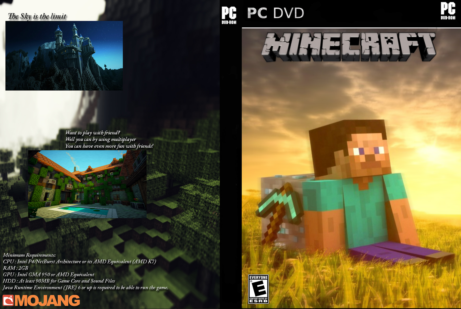 how to play minecraft pc offline