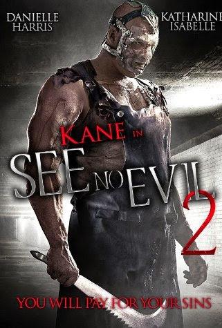 Không Thấy Ác Quỷ 2 - See No Evil 2 (2014)
