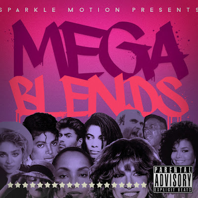 Sparkle Motion - Mega Blends (2014)