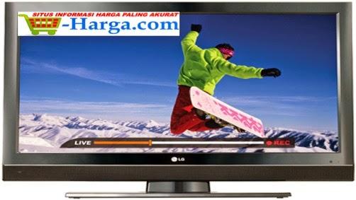Daftar Harga TV LG Terbaru