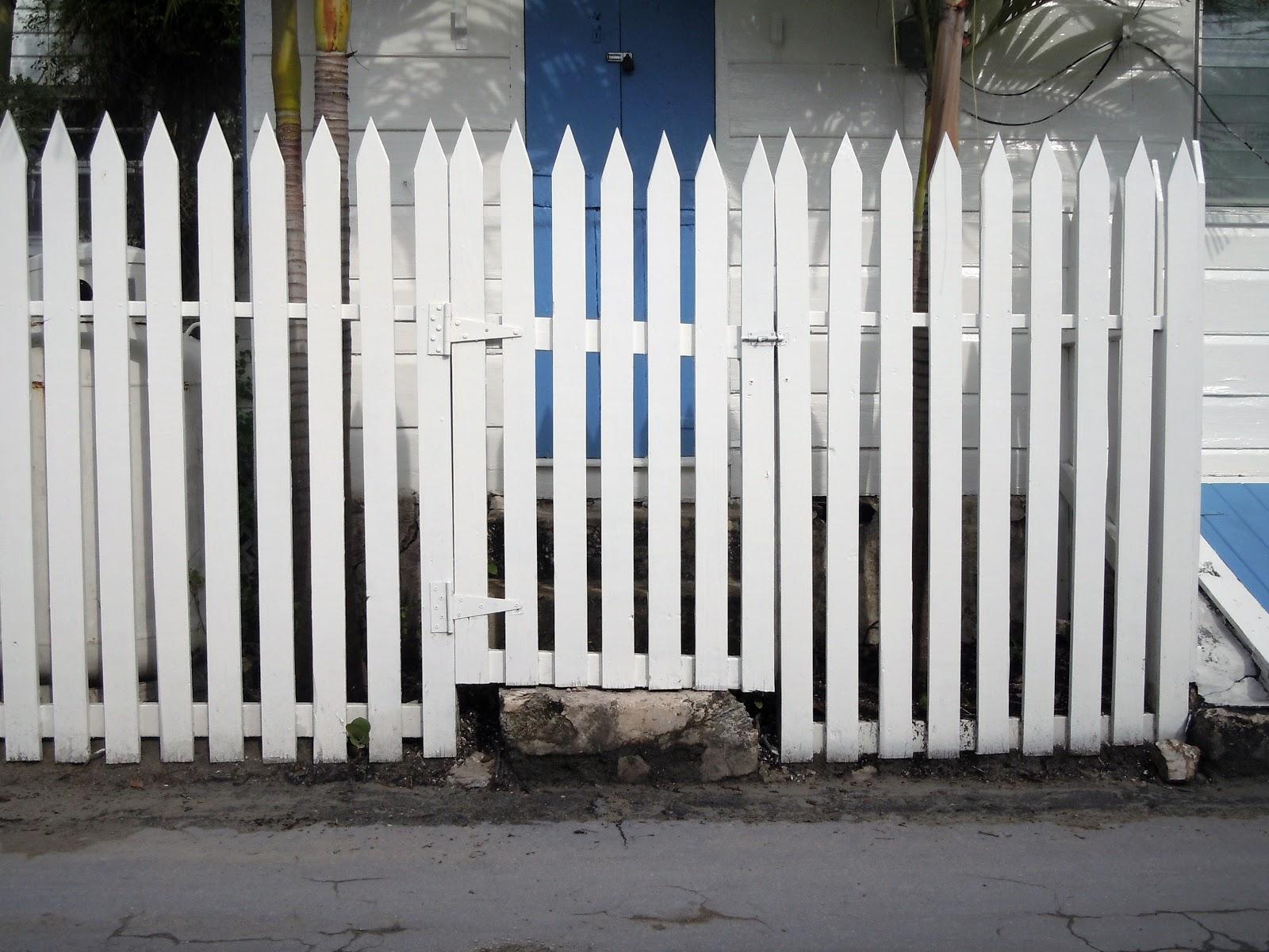 Design ideas for indoor outdoor living bahamas garden for Indoor fence design