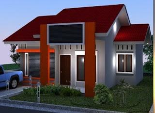 desain rumah minimalis type 45   desain rumah minimalis
