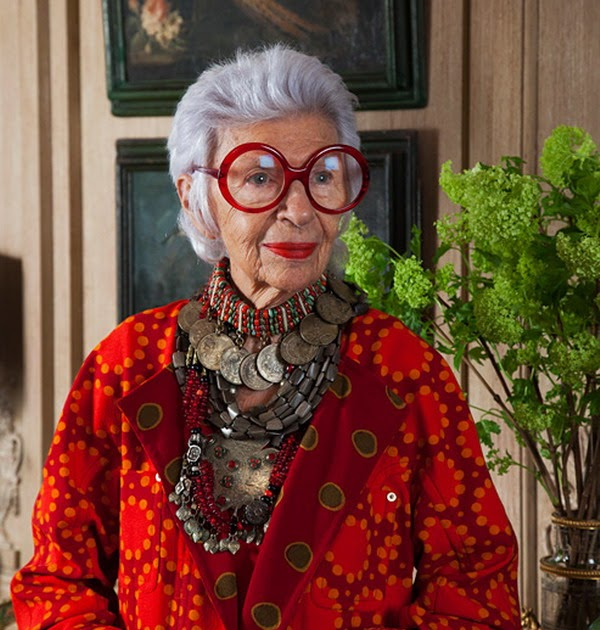 the essence of frenchness le style iris apfel