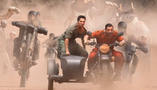 dishoom first look photo
