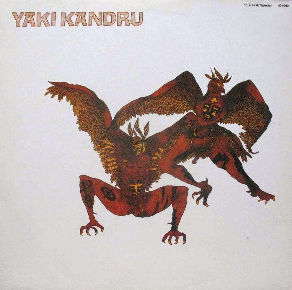 Yaki Kandru Indianische Musik aus Kolumbien