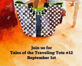 Tales of the Traveling Tote Series: Next Installment Coming Sept 1, 2017