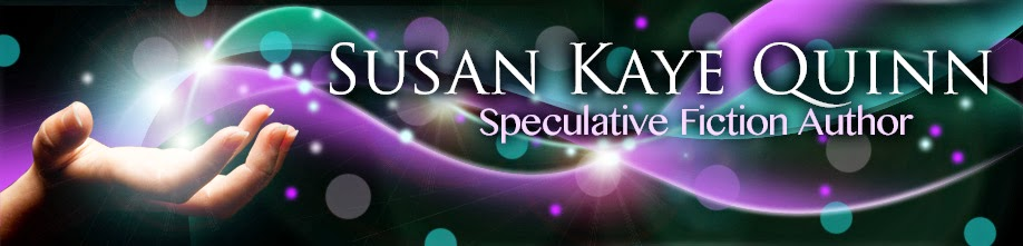 Susan Kaye Quinn, Speculative Fiction Author