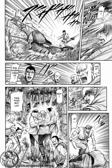 Chú Bé Rồng - Ryuuroden chap 46 - Trang 59
