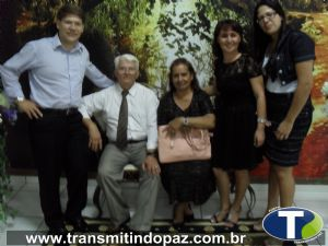 SEMINARIO DA FAMILIA - ASSEMBLEIA DE DEUS EM UMUARAMA PR