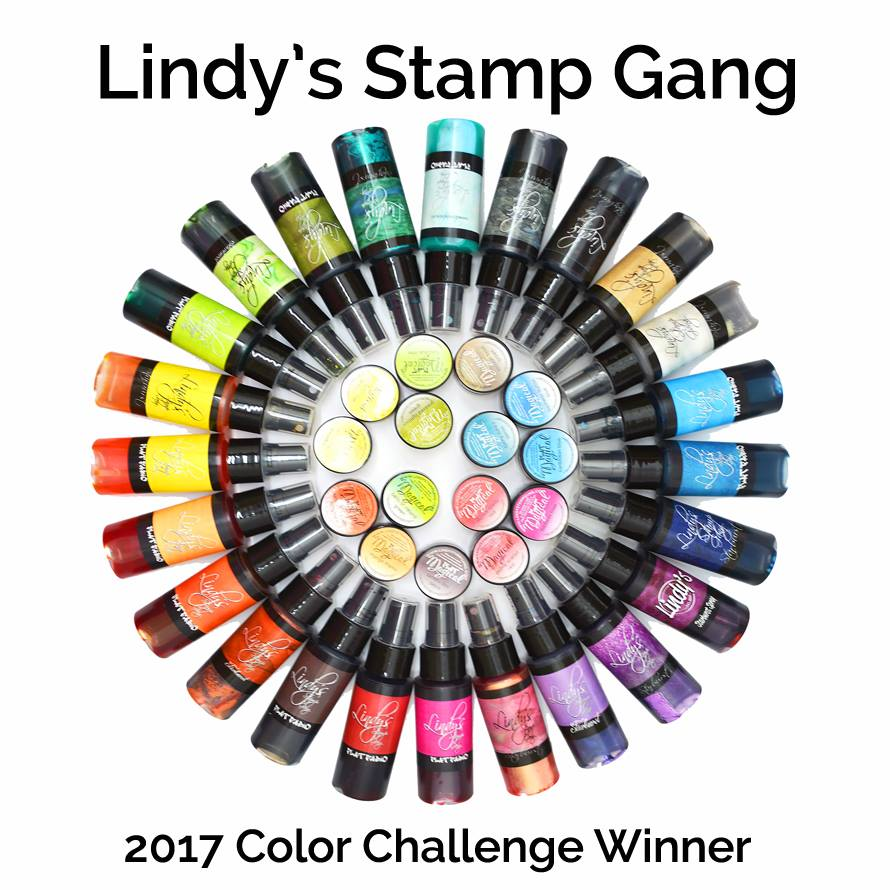 Lindy's challenge winner for May & September 2017