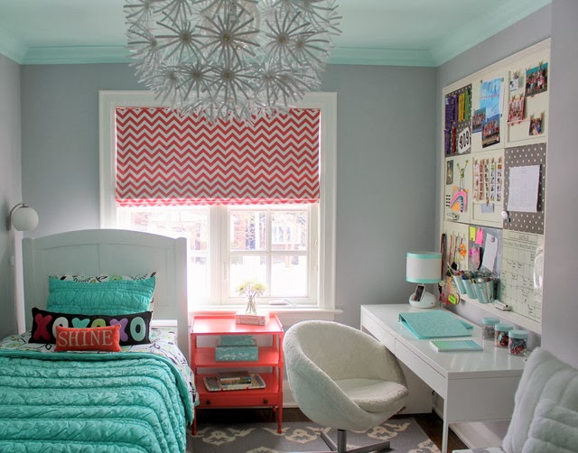 Design interior kamar anak