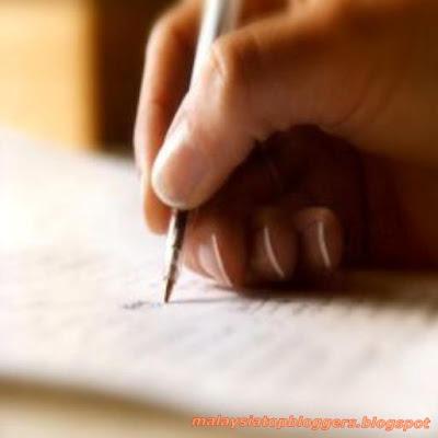 Rahsia Sikap Disebalik Tulisan Tangan