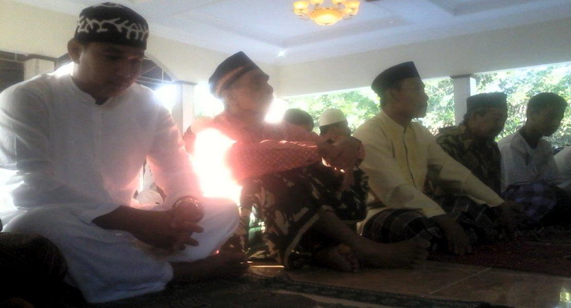 Jamaah Sholat Iedul Fitri Janti Nang