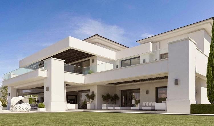 Casa de lujo en sotogrande costa del sol espa a arquitexs - Casa home malaga ...