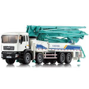 Concrete Pump Truck (23 cm)