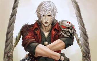 #30 Devil May Cry Wallpaper