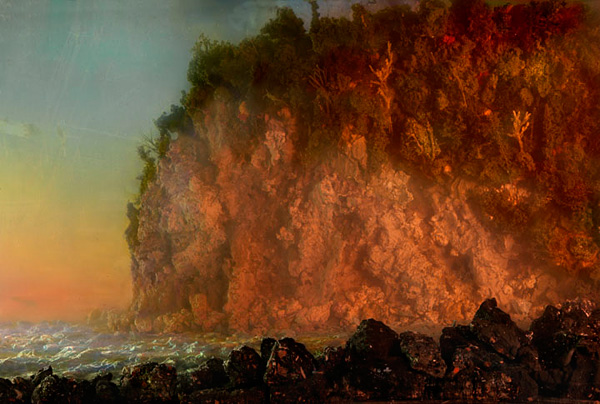 Atmospheric paintings of antonio macedo