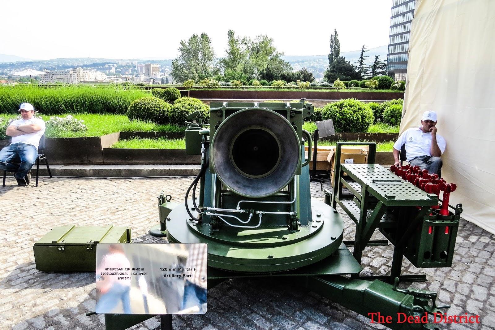 Georgia Μilitary: News and Modernisation IMG_3251