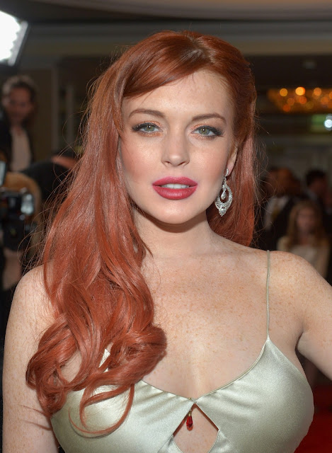 "Lindsay Lohan – ""Liz & Dick"" Premiere in Beverly Hills"