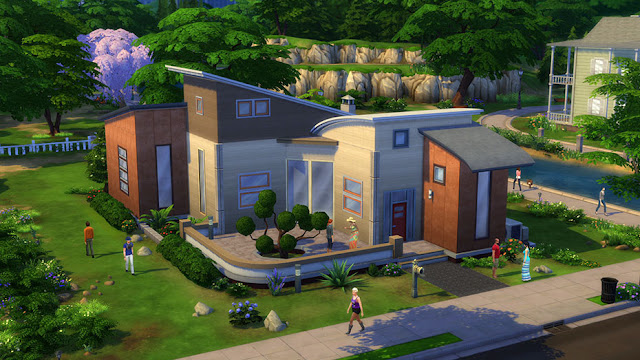 The Sims 4 HD Wallpaper
