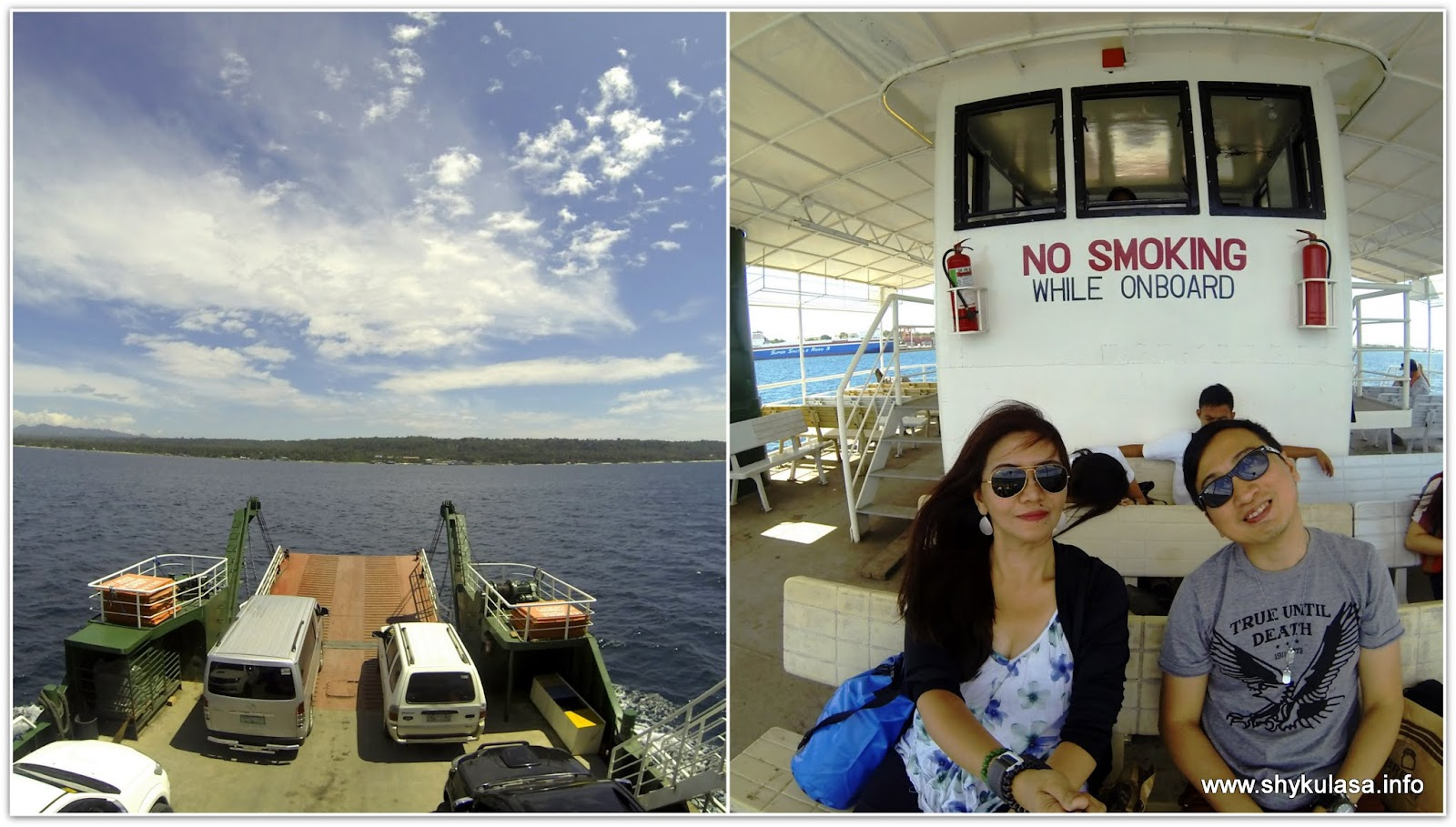 RORO Ride to Island Garden City of Samal