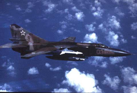 wallpaper mig 23 fighter - photo #12