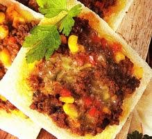 resep masakan pizza roti tawar resep cara membuat aneka