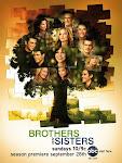 Terminé Brothers & Sisters, me fascinó, la extraño a Nora Walker y a sus hijos!
