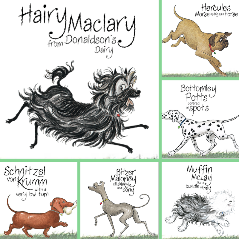 Author Study | Lynley Dodd and her friend Hairy Maclary - Teacher ...