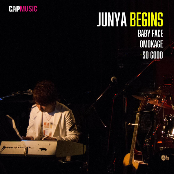 [Single] junya – JUNYA BEGINS (2016.04.27/MP3/RAR)