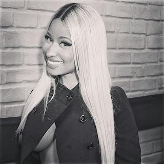 Nicki Minaj #4 At Forbes Hip Hop Cash Kings List