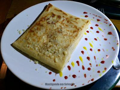 Creperê Crepes e Saladas: Crepe Sertanejo