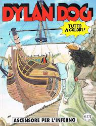 Dylan Dog n.250 - Ascensore per l'inferno - Sergio Bonelli Editore