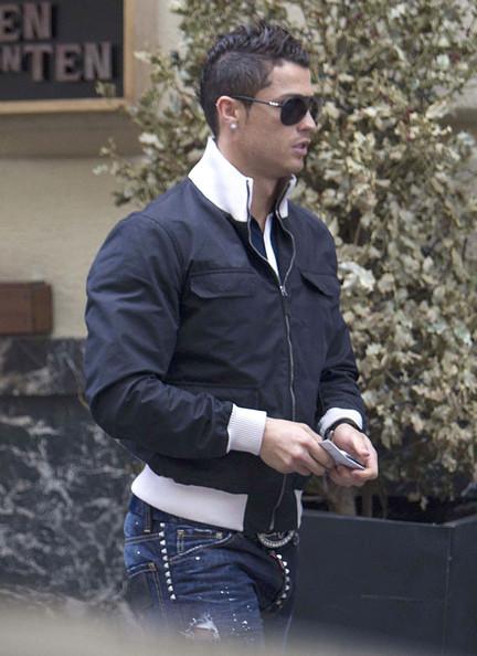 Cristiano Ronaldo Fashion Brands